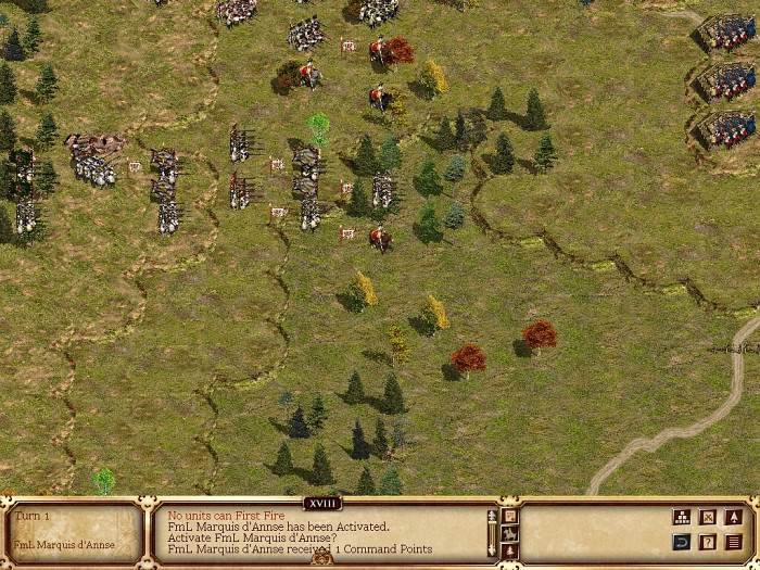 Обложка для игры Horse and Musket: Volume 1, Frederick the Great