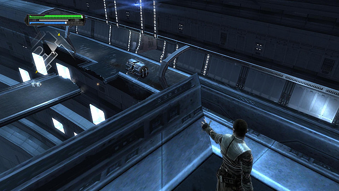 Скриншот из игры Star Wars: The Force Unleashed - Ultimate Sith Edition