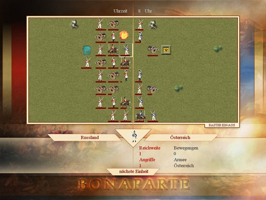 Обложка игры Bonaparte: The Battle for Power and Freedom
