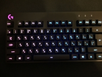 ������� � ������ Logitech G810 Orion Spectrum ����� ����������