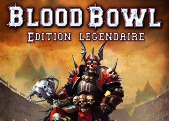 Обложка игры Blood Bowl: Legendary Edition