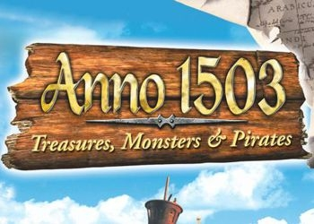 Обложка игры 1503 A.D. - Treasures, Monsters, and Pirates