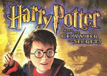 Обложка игры Harry Potter and the Chamber of Secrets