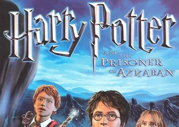 Обложка игры Harry Potter and the Prisoner of Azkaban