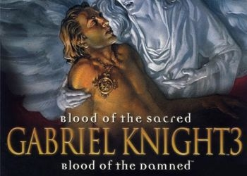 Обложка игры Gabriel Knight 3: Blood of the Sacred, Blood of the Damned