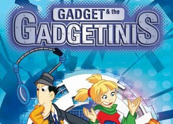 Обложка игры Gadget and the Gadgetinis
