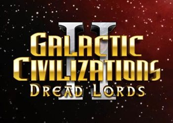Обложка игры Galactic Civilizations 2: Dread Lords