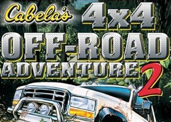 Обложка игры Cabela's 4x4 Off-Road Adventure 2