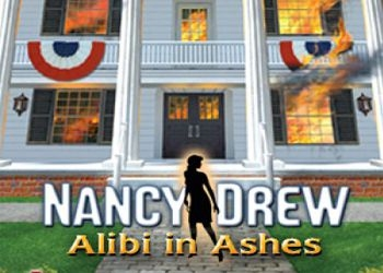 Обложка игры Nancy Drew: Alibi in Ashes