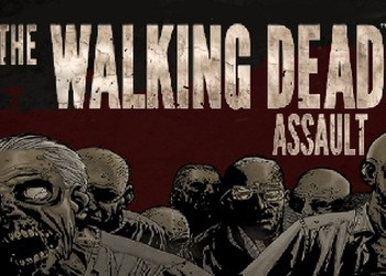 Обложка игры Walking Dead: Assault, The