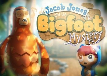 Обложка игры Jacob Jones and the Bigfoot Mystery: Episode One - A Bump in the Night