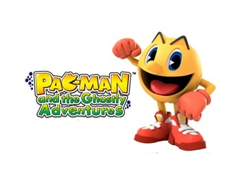 Обложка игры Pac-Man and the Ghostly Adventures