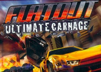Обложка игры FlatOut: Ultimate Carnage