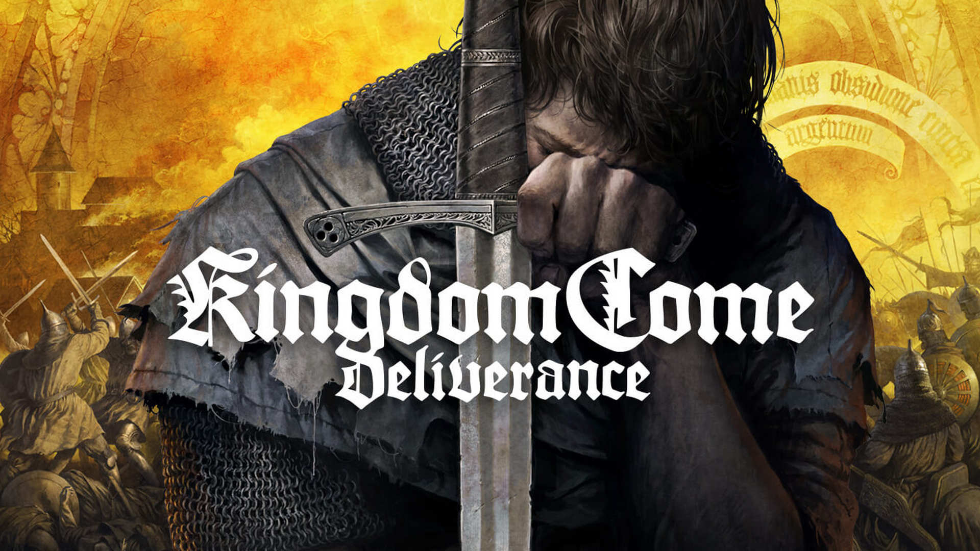 Обложка игры Kingdom Come: Deliverance