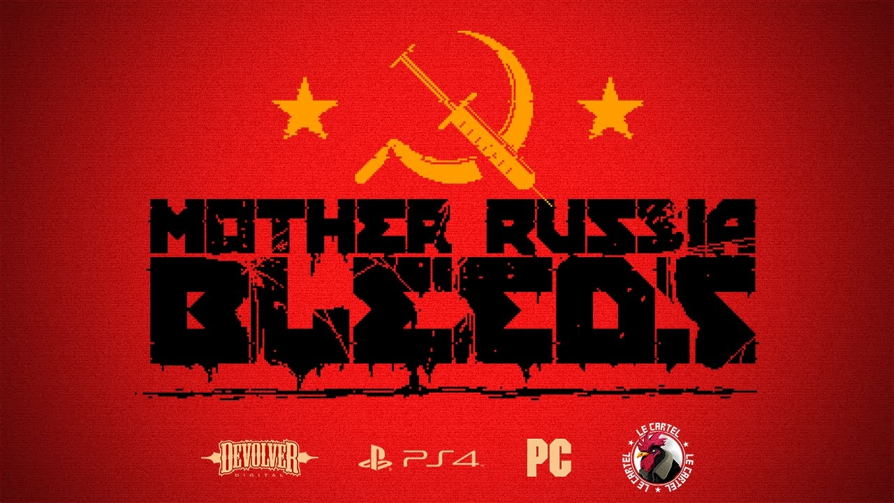 ������� � ���� Mother Russia Bleeds