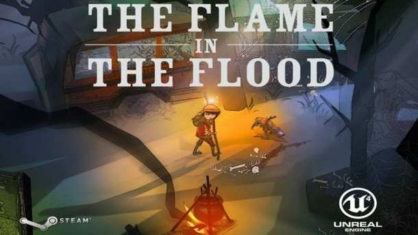 Скриншоты из игры Flame in the Flood, The