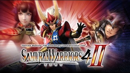 ������� � ���� Samurai Warriors 4-II