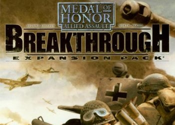 Обложка игры Medal of Honor Allied Assault: Breakthrough