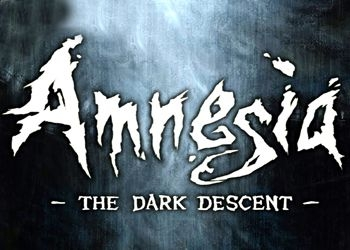 Обложка игры Amnesia: The Dark Descent