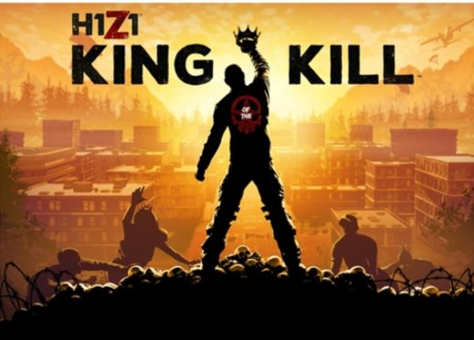 Обложка игры H1Z1: King of the Kill