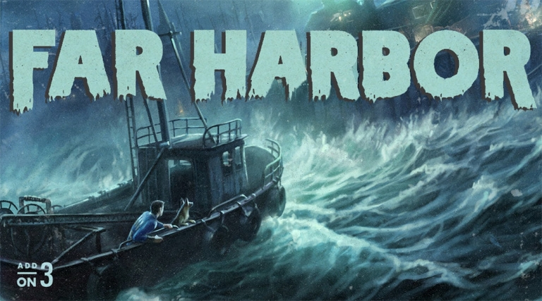 ������� � ���� Fallout 4: Far Harbor