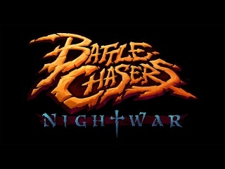 Обложка игры Battle Chasers: Nightwar