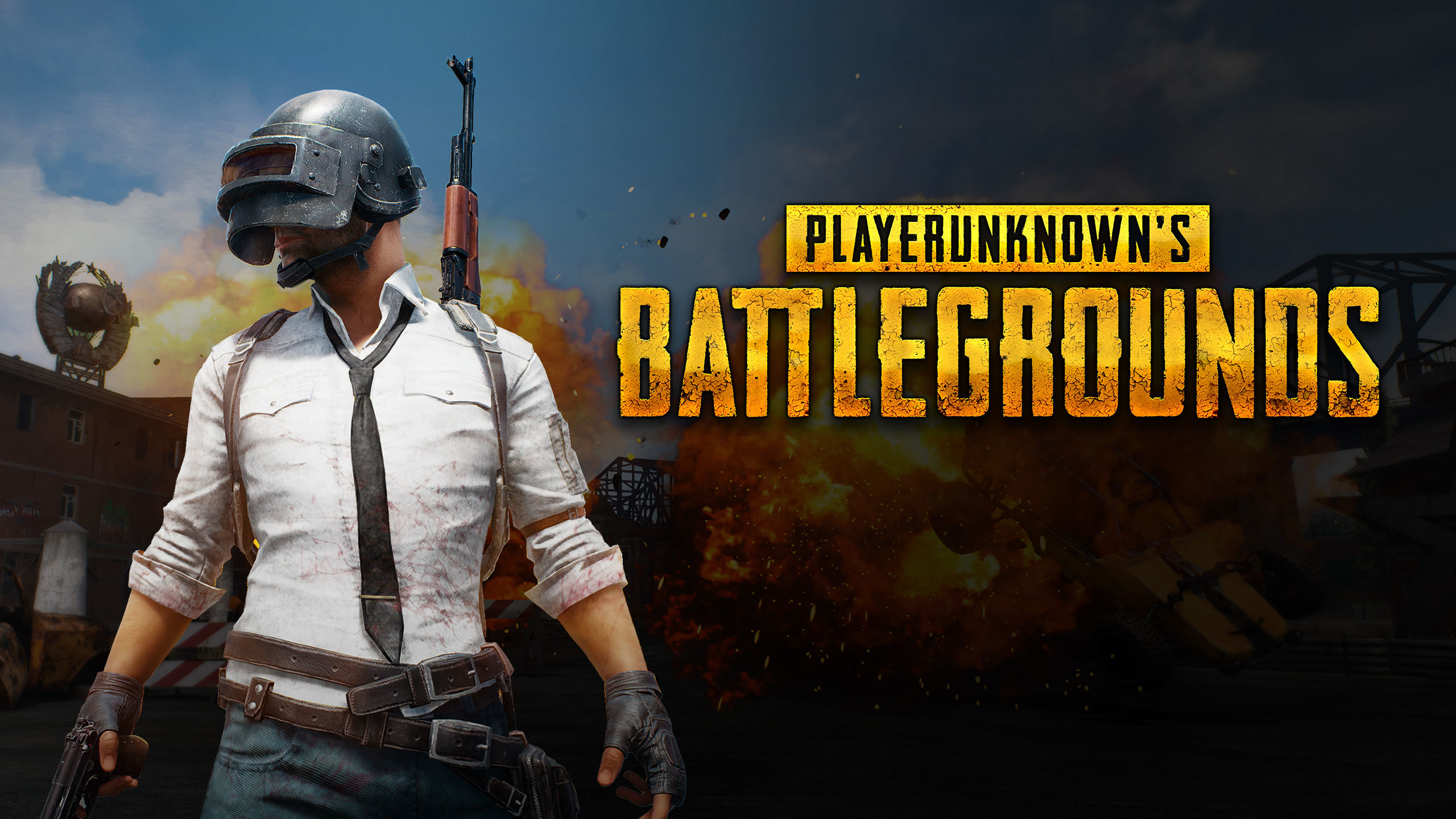 Обложка игры PlayerUnknown's Battlegrounds