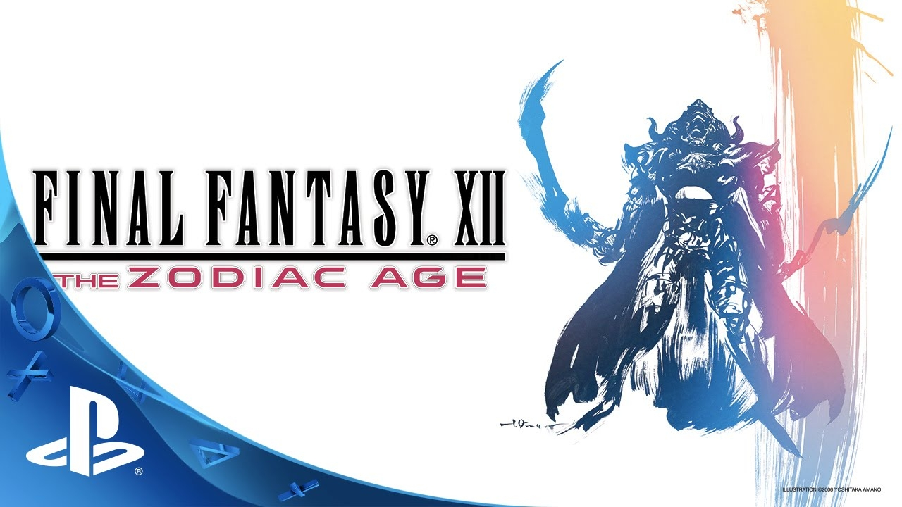 Обложка игры Final Fantasy XII: The Zodiac Age