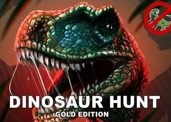 Обложка игры Dinosaur Hunt Gold Edition