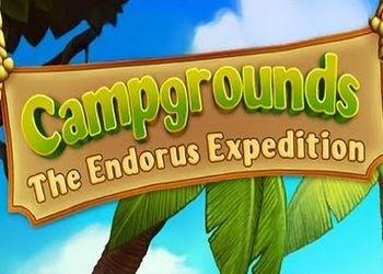 Обложка игры Campgrounds: The Endorus Expedition Collector's Edition