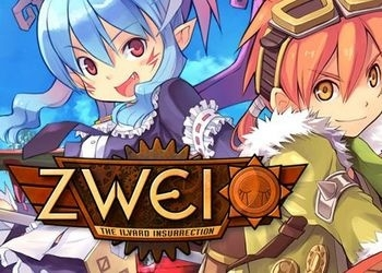 Обложка игры Zwei: The Ilvard Insurrection