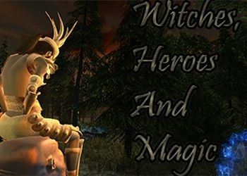 Обложка игры Witches, Heroes and Magic