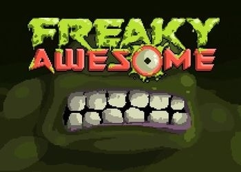Обложка игры Freaky Awesome