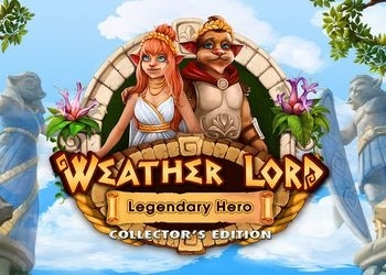 Обложка игры Weather Lord: Legendary Hero Collector's Edition
