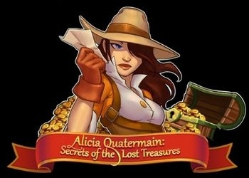Скриншоты из игры Alicia Quatermain: Secrets Of The Lost Treasures