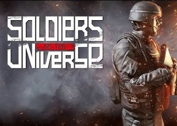 Обложка игры Soldiers of the Universe