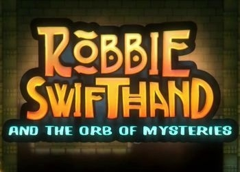 Скриншоты из игры Robbie Swifthand and the Orb of Mysteries