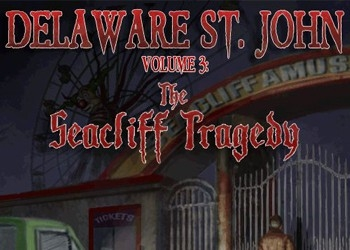 ����� Delaware St. John Volume 3: The Seacliff Tragedy