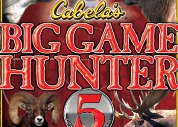 Обложка игры Cabela's Big Game Hunter 5