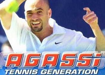 Обложка игры Agassi Tennis Generation 2002
