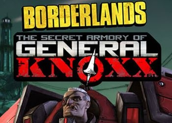 ����� Borderlands: The Secret Armory of General Knoxx