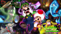 ����� Luigi's Mansion: Dark Moon