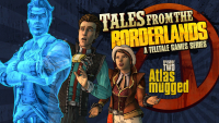 ����� Tales From The Borderlands: Episode 2 - Atlas Mugged