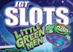 ����� IGT Slots: Little Green Men