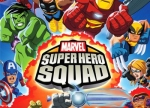 ����� Marvel Super Hero Squad