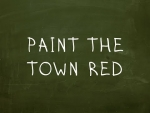 ����� Paint the Town Red
