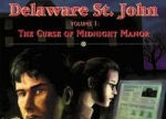 ����� Delaware St. John Volume 1: The Curse of Midnight Manor