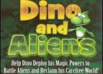 ����� Dino and Aliens