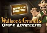 ����� Wallace & Gromit's Grand Adventures Episode 1 - Fright of the Bumblebees