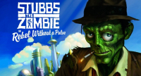 ����� Stubbs the Zombie in Rebel without a Pulse